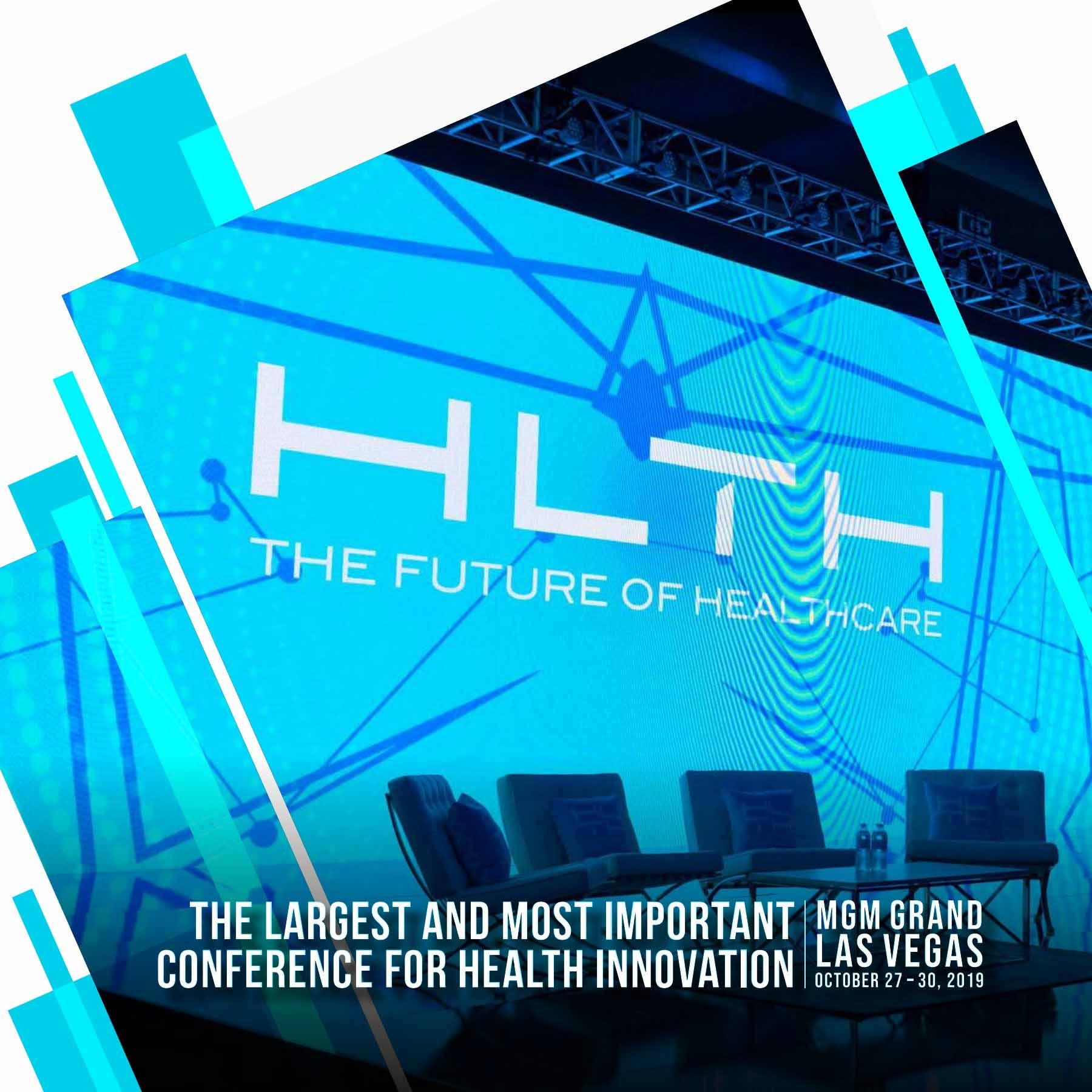 HLTH 2019 Create Health's Future ~ ECHAlliance