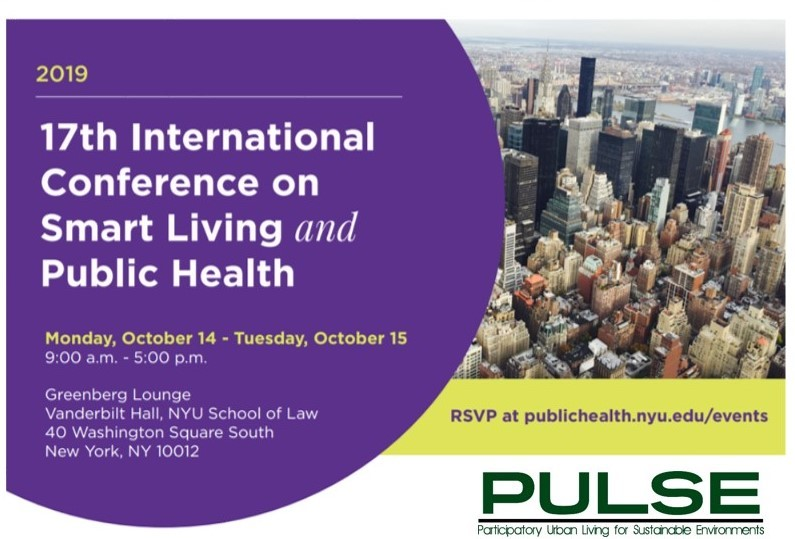 How does AI impact urban living and public health? 17th