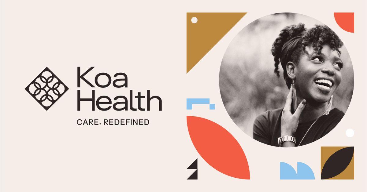 Koa Health Logo Text