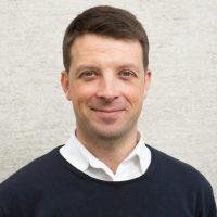 Gregor Cuzak, Co-founder and co-lead of HealthDay.si (Slovenia)